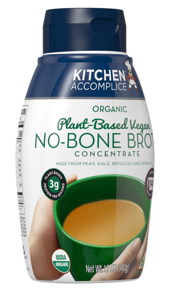 Plant-Based Vegan Broth 12oz