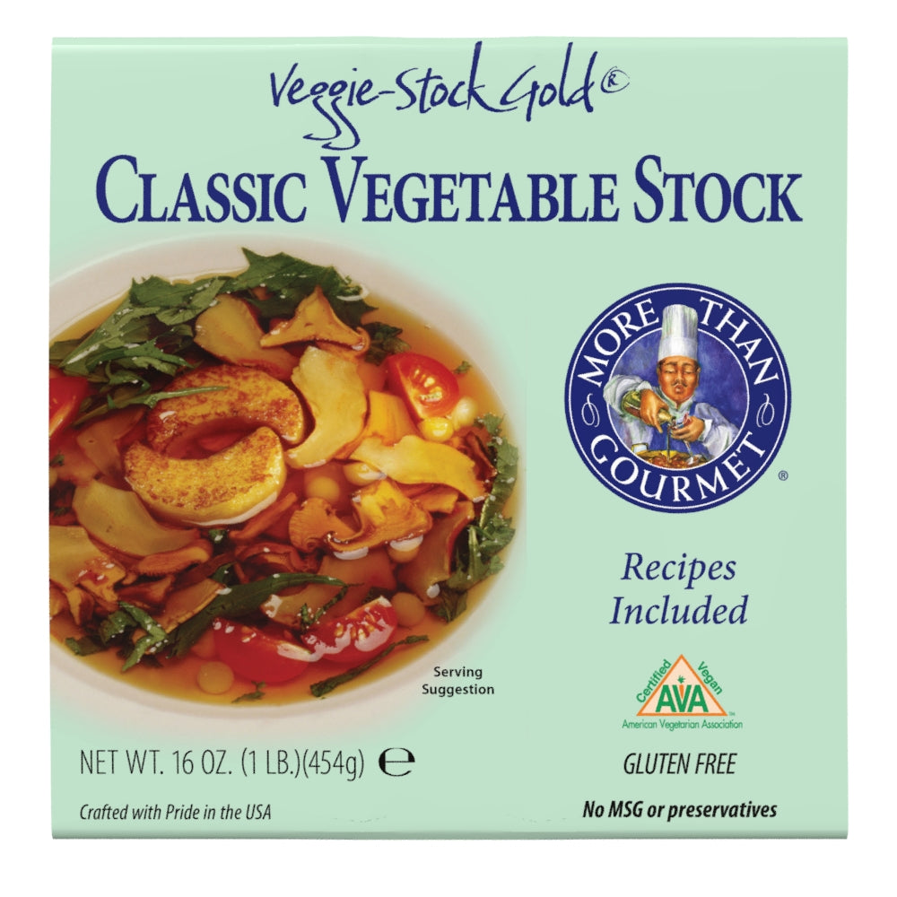 Classic Vegetable Stock