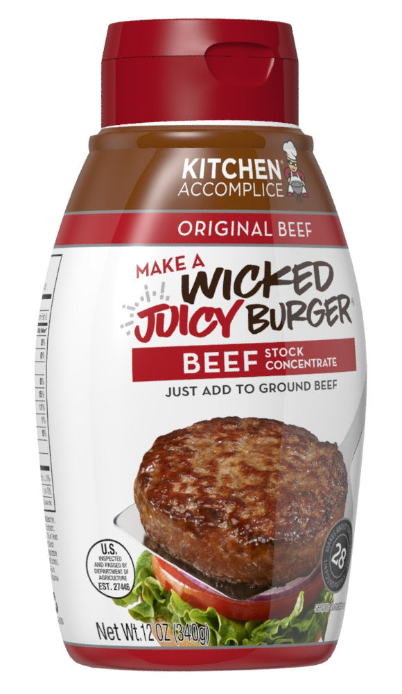Wicked Juicy Burger Beef