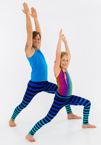 Warrior Pose Rainbow Yoga Training Extraordinary Things You Can Do to Save Endangered Species
