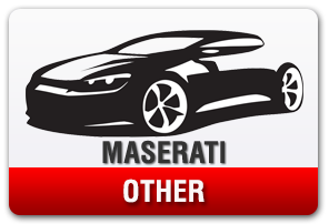 . Maserati No-Drill Front License Plate Mount for Other Models