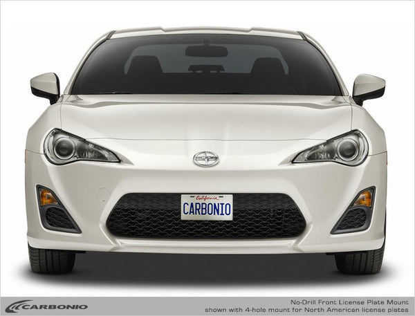 Scion FRS No-Drill Front License Plate Mount