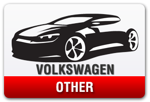 . Volkswagen No-Drill Front License Plate Mount for Other Models
