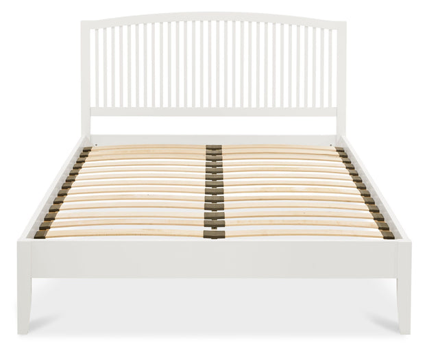 Bentley Designs Ashby White Slatted Bedstead