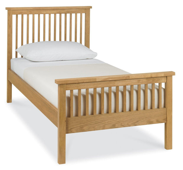 Bentley Designs Atlanta Oak Bedstead