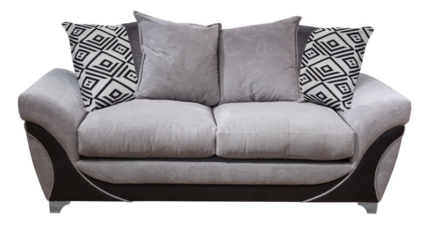 Stella Pillow Back 3 Seater Sofa