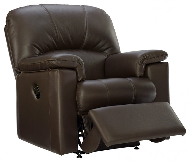 G Plan Chloe Leather Recliner Armchair
