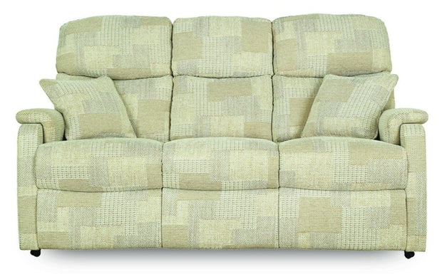 Celebrity Hertford 3 Seater Fixed Fabric Sofa