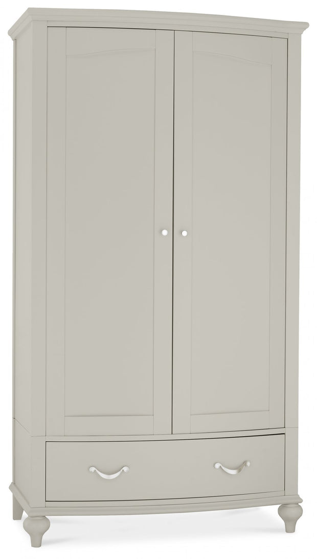 Bentley Designs Montreux Urban Grey Double Wardrobe