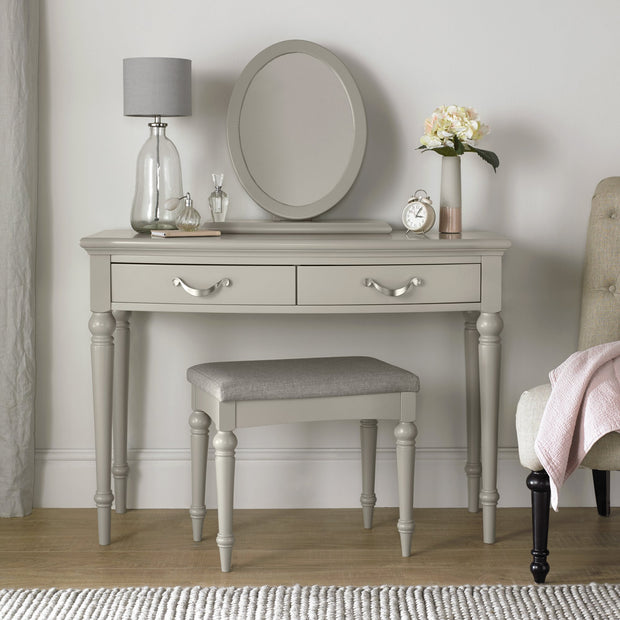Bentley Designs Montreux Urban Grey Dressing Table