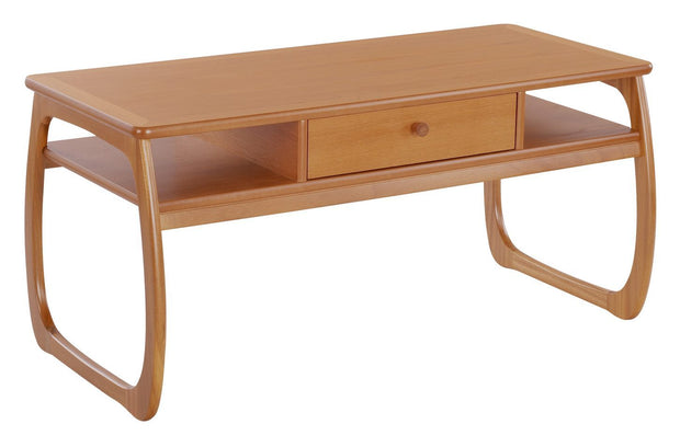 Nathan Teak Burlington Coffee Table Nest
