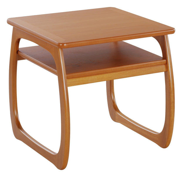Nathan Teak Burlington Lamp Table