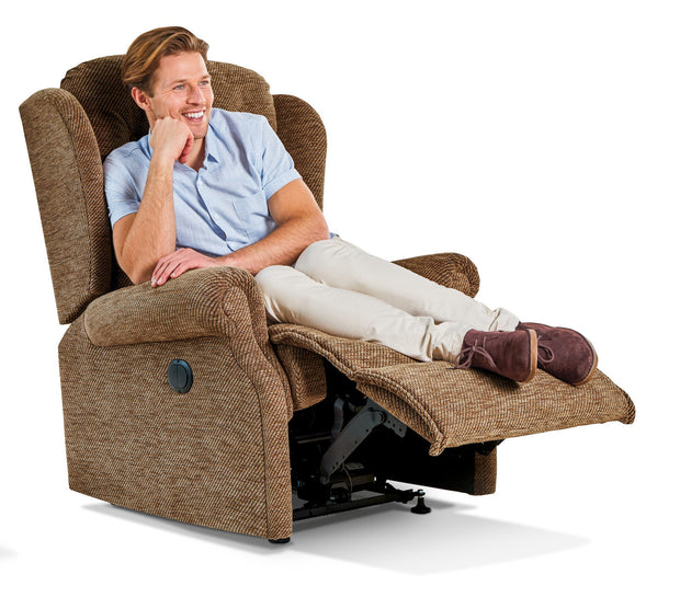 Sherborne Lynton Fabric Recliner Chair