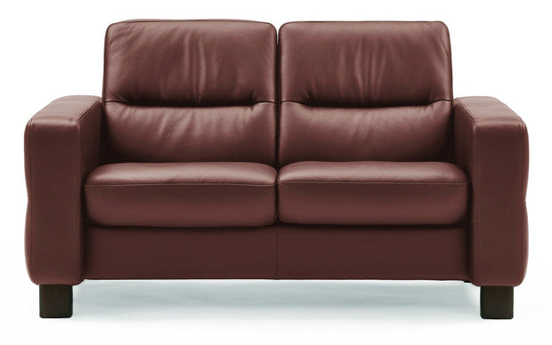 Stressless Wave Low Back 2 Seater