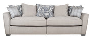 Atlantis 4 Seater Modular Pillow Back Sofa