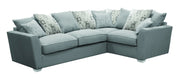 Atlantis Small 2 Seat Right Hand Facing Pillow Back Corner Group