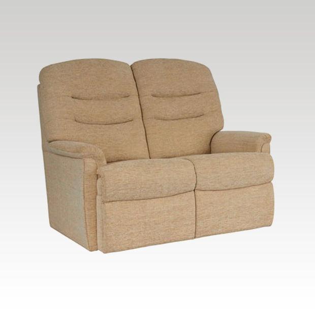 Celebrity Pembroke 2 Seat Fabric Recliner Settee