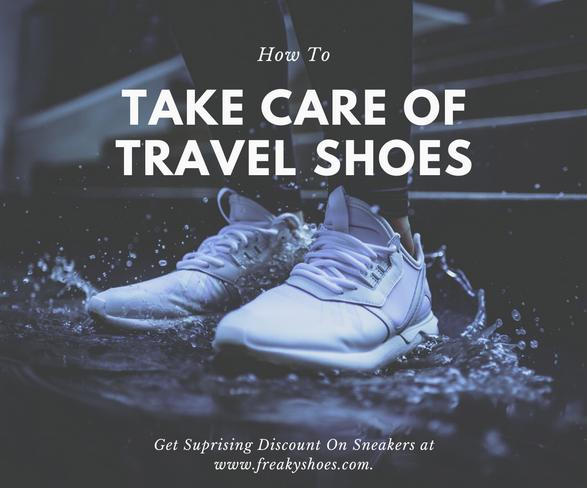 Shoe Care Tips: Making Travel Shoes More Comfortable