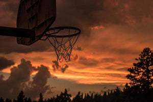 HOW TO ENJOY BASKETBALL AT HOME