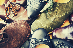 THE HISTORY OF FOOTWEAR UP TO TODAY