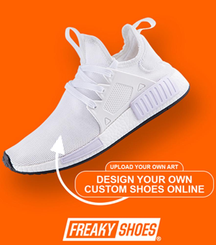Why Freaky Shoes Is The Place To Find Unique Creative Sneakers?