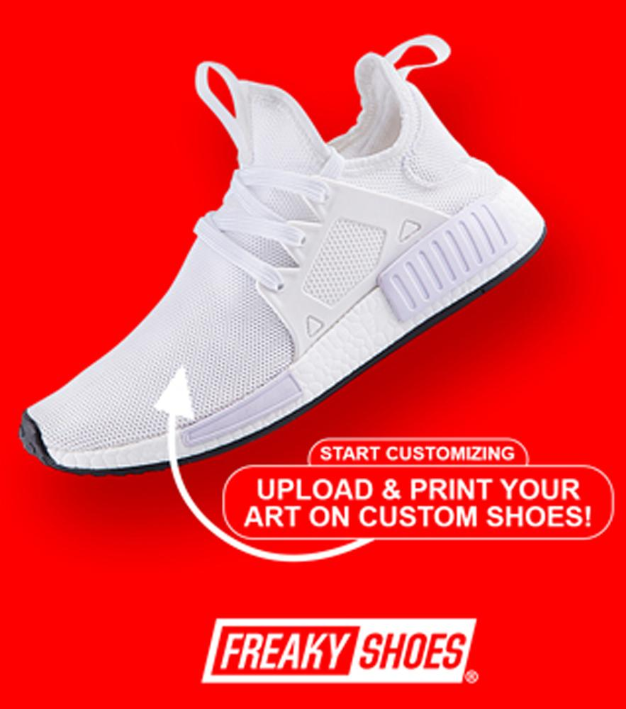 Find Custom Sneakers on Sale Or Design Your Own Sneaker