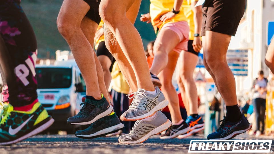 Best Memory Foam Shoes - Good Or Bad? Review by Freaky Shoes