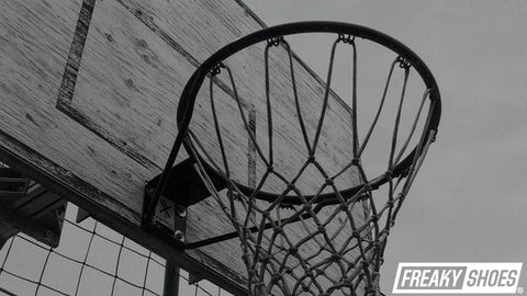 Finding confidence in your footwear - Basketball Shoes