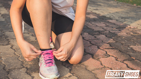 Can You Wear Running Shoes For Walking?