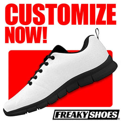 Customize and brand your own shoe online