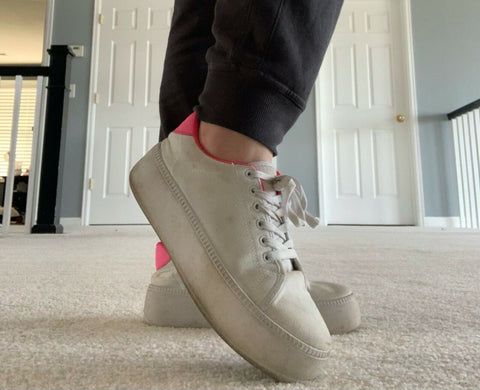 How To Clean White Sneakers Using Simple Kitchen Items
