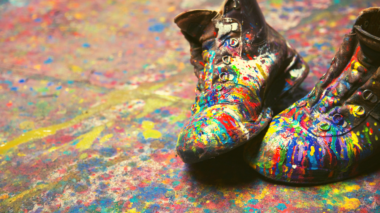 Fabulous Home Remedies for Removing Dry Paint from Shoes