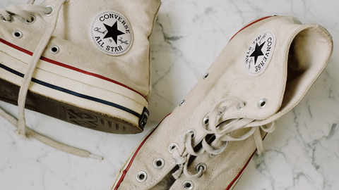 WHY THE CONVERSE ALL-STARS BECAME THE WORLD'S MOST POPULAR SNEAKERS