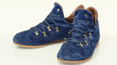 What Really Happens To Suede Shoes When They Get Wet