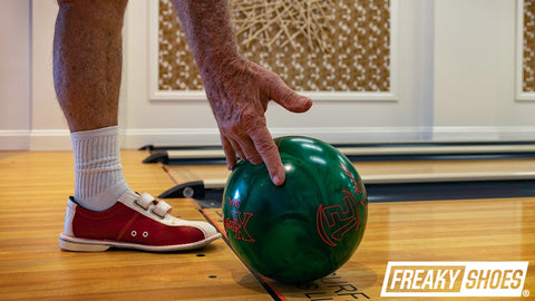 History of Bowling Shoes