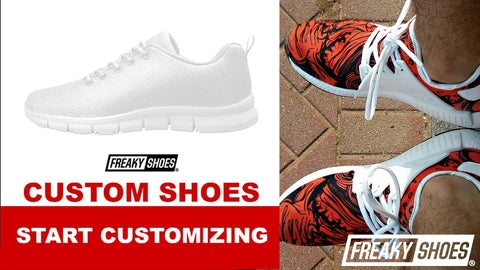 Design your own shoes online for free