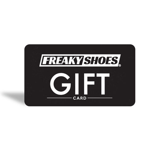 Freaky Shoes Gift Card