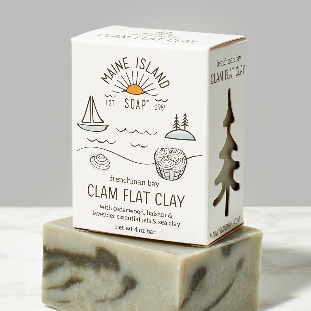 Clam Flat Clay