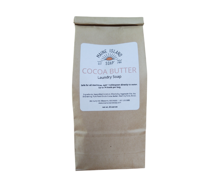 Cocoa Butter Laundry Soap