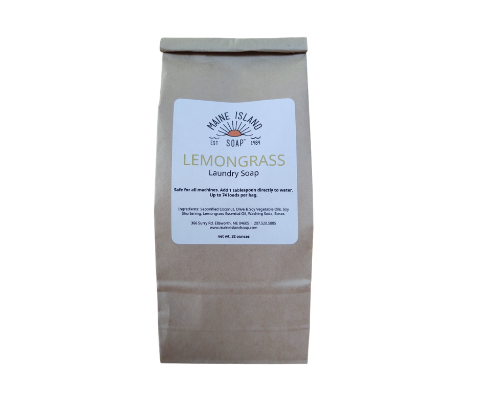 Lemongrass Laundry Soap