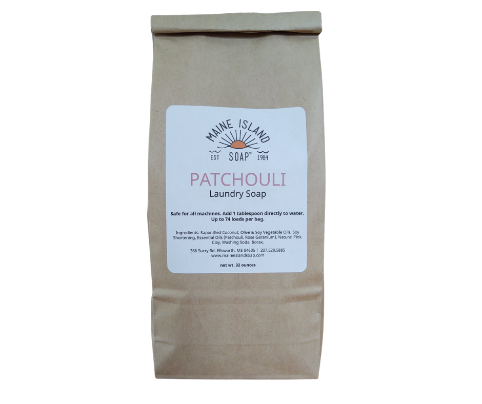 Patchouli Laundry Soap