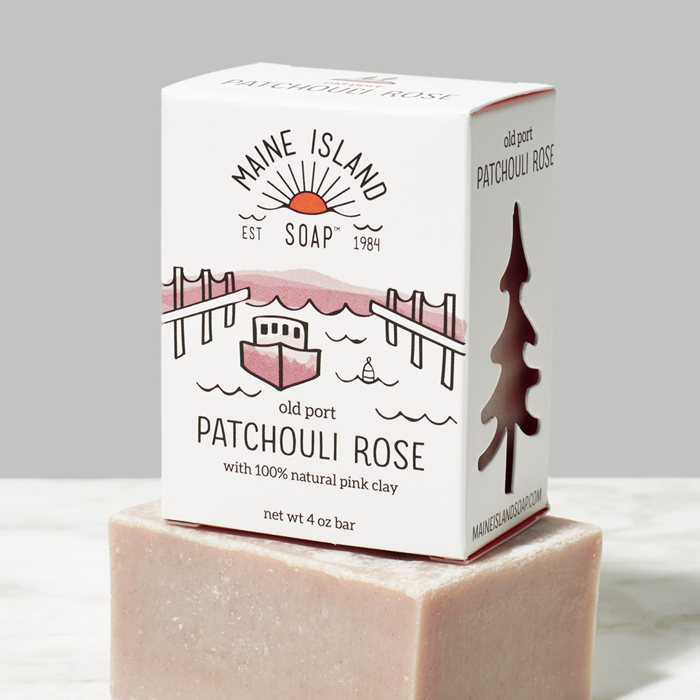 Patchouli Rose