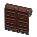 DARK-CHOCOLATE WALL