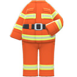 FIREFIGHTER UNIFORM