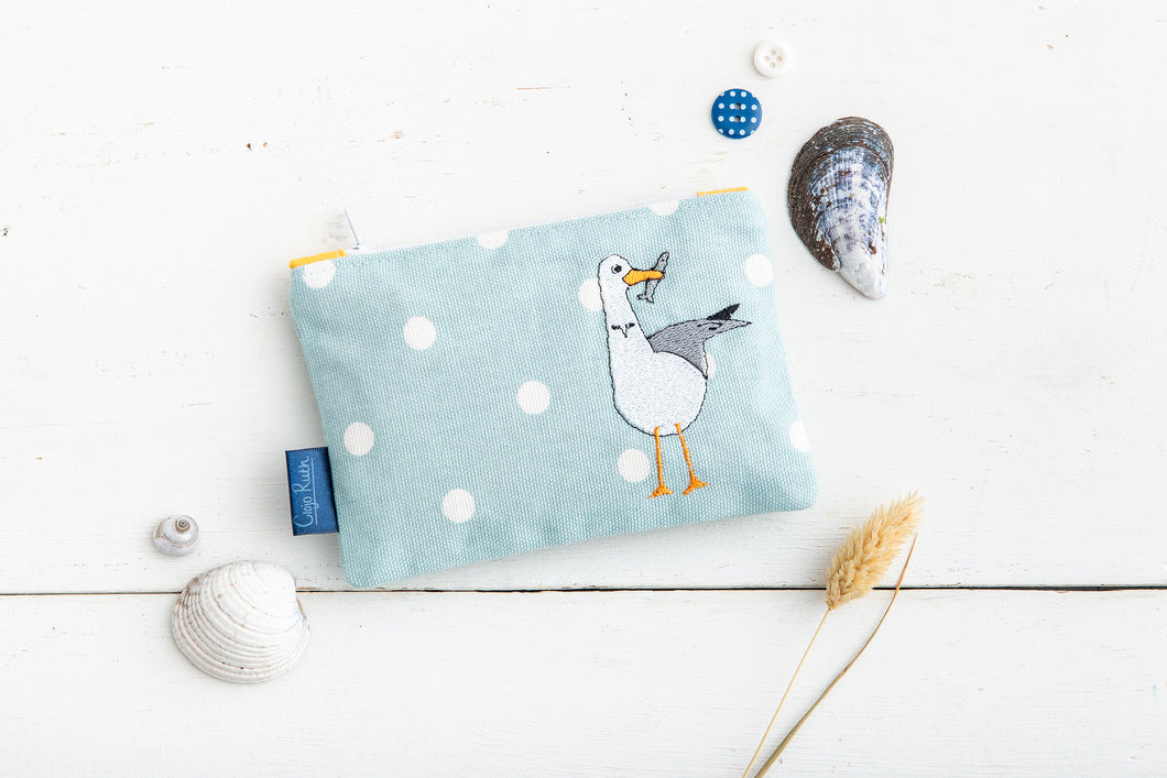 Seagull Coin Purse
