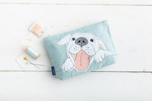 Load image into Gallery viewer, Staffy Make-up Bag