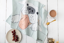 Load image into Gallery viewer, Staffy Tea Towel