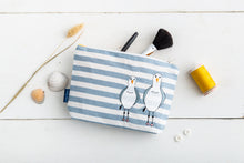 Load image into Gallery viewer, Cheeky Seagull Make-up Bag