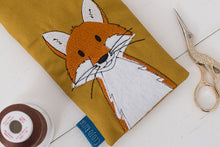 Load image into Gallery viewer, Cheeky Fox Glasses Case