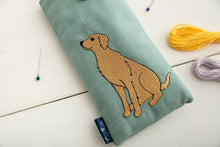 Load image into Gallery viewer, Labrador Glasses Case